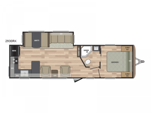Summerland 2930RK Floorplan Image