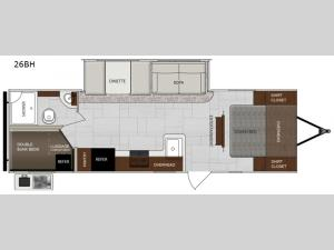 Impression 26BH Floorplan Image