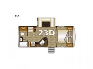 Nash 23D Floorplan Image
