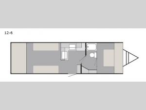 Rush 12-6 Floorplan Image