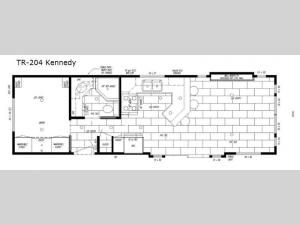 Timber Ridge TR-204 Kennedy Floorplan Image