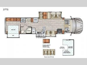 DX3 37TS Floorplan Image