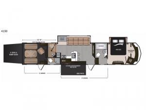 Voltage Epic 4150 Floorplan Image
