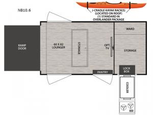 No Boundaries NB10.6 Floorplan Image