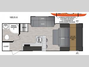 No Boundaries NB19.6 Floorplan Image