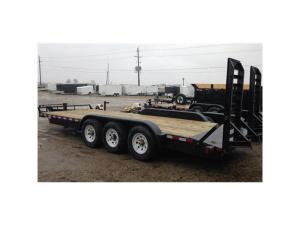 Equipment Trailers CE722-21KTR Floorplan Image