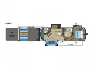 Seismic Wave 416W Floorplan Image
