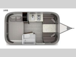 Caravel 16RB Floorplan Image