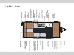 Mantis Overland Edition Floorplan Image