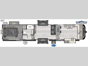 Raptor 427 Floorplan Image