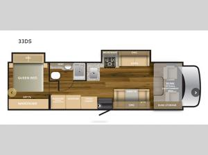 Ghost 33DS Floorplan Image