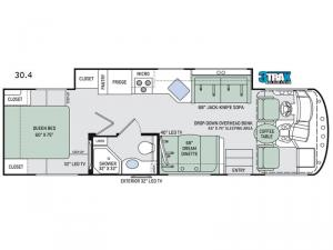 ACE 30.4 Floorplan Image