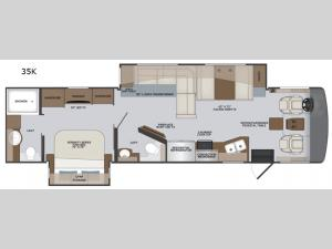 Vacationer 35K Floorplan Image