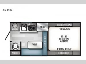 Real-Lite SS-1609 Floorplan Image