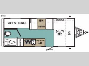 Ultra Lite Travel Trailer Rv Sales 13 Floorplans