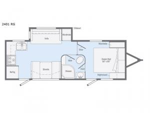 Minnie 2401RG Floorplan Image
