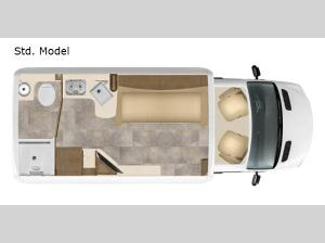 Plateau XLMB Std. Model Floorplan Image
