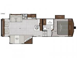 Impression 27MKS Floorplan Image