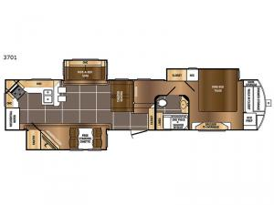 Sanibel 3701 Floorplan Image