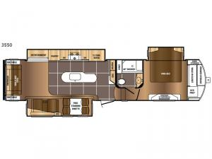 Sanibel 3550 Floorplan Image