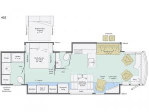 Journey 40J Floorplan Image
