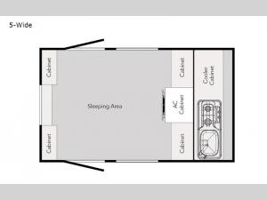 TAG 5-Wide Floorplan Image