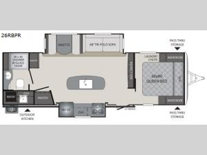 Premier Ultra Lite Travel Trailer Rv Sales 9 Floorplans