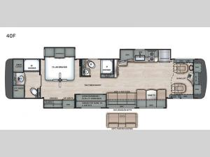 Berkshire 40F Floorplan Image