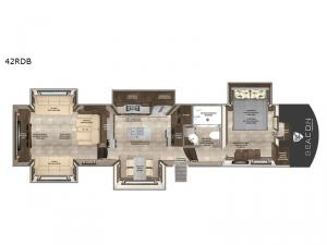 Beacon 42RDB Floorplan Image