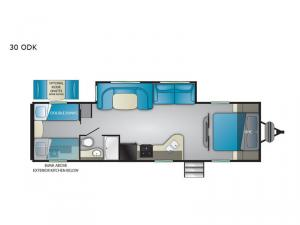 Trail Runner 30 ODK Floorplan Image