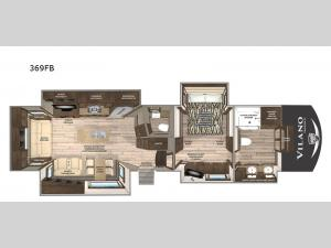 Vilano 369FB Floorplan Image