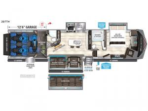 Momentum 397TH Floorplan Image