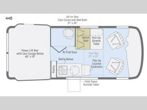 Revel 44E Floorplan Image