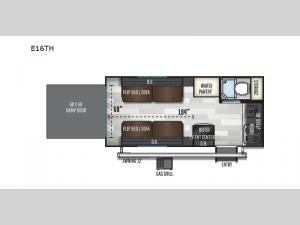 Flagstaff E-Pro E16TH Floorplan Image