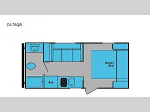 DREAM D178QB Floorplan Image