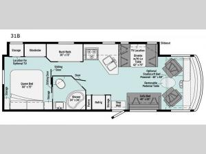 Sunstar 31B Floorplan Image