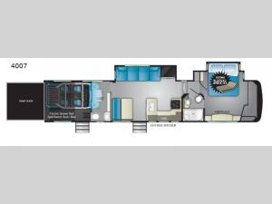 Cyclone Toy Hauler Fifth Wheel Rv Sales 9 Floorplans