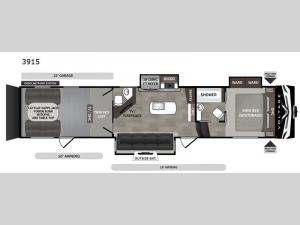 Voltage 3915 Floorplan Image