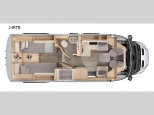 Wonder 24RTB Floorplan Image