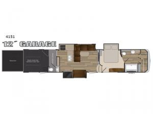 Cyclone 4151 Floorplan Image