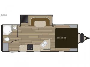 MPG 2120RB Floorplan Image