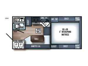 Real-Lite HS-1806 Floorplan Image