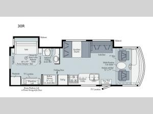Intent AE 30R Floorplan Image