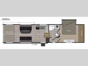 Powerlite 3200XL Floorplan Image