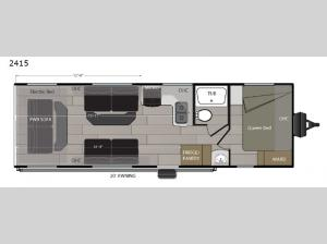 Powerlite 2415 Floorplan Image
