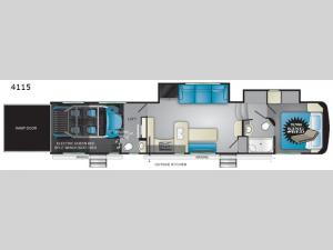 Cyclone 4115 Floorplan Image