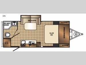 Real-Lite Mini 181 Floorplan Image