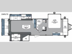 Surveyor 33KRLTS Floorplan Image