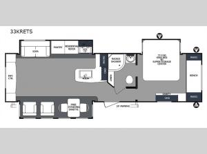 Surveyor 33KRETS Floorplan Image