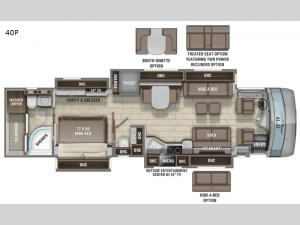 Aspire 40P Floorplan Image